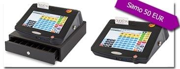 Davčne blagajne z LCD zaslonom na dotik